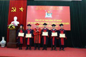 Thông tin tuyển sinh Đại học Xây Dựng Đảng và Chính quyền Nhà nước hệ vừa làm vừa học năm 2018