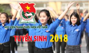 Học viện Thanh thiếu niên Việt Nam đào tạo những ngành gì?