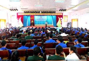Tỉnh đoàn Cà Mau tổ chức tập huấn nghiệp vụ kỹ năng công tác Đoàn – Hội – Đội và triển khai Nghị quyết Đại hội Đoàn nhiệm kỳ 2017 – 2022