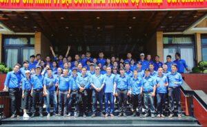 Phân viện miền Nam tổ chức thực tế, lớp Bồi dưỡng nghiệp vụ Đoàn, Hội, Đội khóa 5 tại tỉnh Đồng Nai