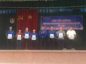 Tỉnh Đoàn Đồng Nai tổ chức bồi bưỡng chức danh Bí thư Đoàn cơ sở xã, phường, thị trấn năm 2018