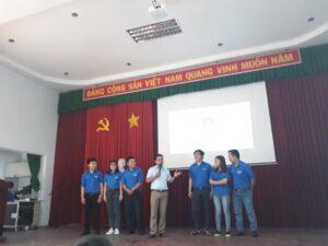 Đoàn cơ sở Phân viện tổ chức giao lưu và tập huấn kỹ năng