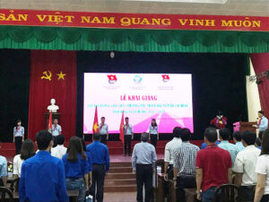 Khai giảng Lớp bồi dưỡng chức danh Giáo viên làm Tổng phụ trách Đội TNTP Hồ Chí Minh tỉnh Đồng Nai năm 2018