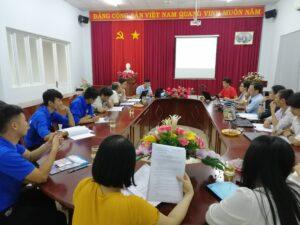 Khoa công tác Thanh thiếu nhi tổ chức buổi sinh hoạt học thuật lần II năm 2018
