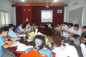 Phân viện miền Nam tổ chức Hội nghị công tác tuyển sinh