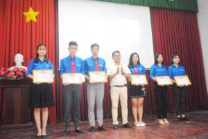 Đoàn cơ sở Phân viện miền Nam tổ chức Hội nghị tổng kết công tác Đoàn và phong trào học sinh sinh viên năm 2018