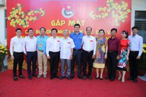 Gặp mặt cán bộ nhân viên phía Nam cơ quan Trung ương Đoàn xuân Kỷ Hợi 2019