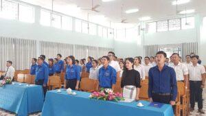 Khai giảng Lớp Bồi dưỡng Kiến thức, Nghiệp vụ, Kỹ năng công tác Đoàn, Hội, Đội tỉnh Đồng Nai năm 2019.