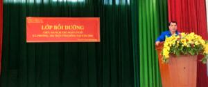 Phân viện miền Nam – Học viện Thanh thiếu niên Việt Nam Tổ chức Lớp bồi dưỡng chức danh Bí thư Đoàn cơ sở xã, phường, thị trấn  tỉnh Đồng Nai năm 2020