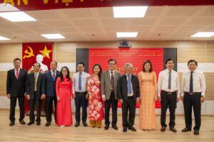 Lễ Tổng kết và trao bằng tốt nghiệp Lớp Trung cấp Lý luận chính trị hành chính K17