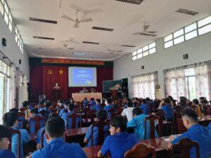 Tổ chức Đối thoại sinh viên lần I, năm học 2020 – 2021