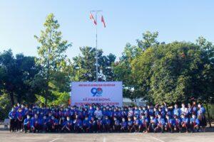 Lễ phát động chào mừng 90 năm ngày thành lập Đoàn TNCS Hồ Chí Minh