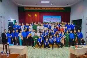 Hoạt động thể thao, văn nghệ chào mừng 90 năm thành lập Đoàn TNCS Hồ Chí Minh